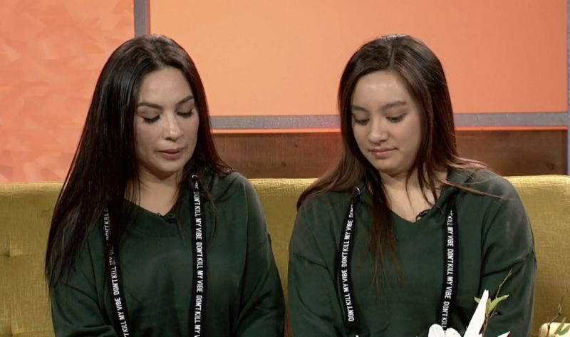 Phi Nhung và con gái ruột Wendy