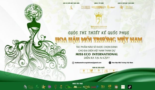 Đây là sân chơi lý tưởng để các bạn trẻ yêu mến Thời trang và cuộc thi Hoa hậu Môi trường Việt Nam có cơ hội thể hiện tài năng, sự sáng tạo và ý tưởng độc đáo của mình .