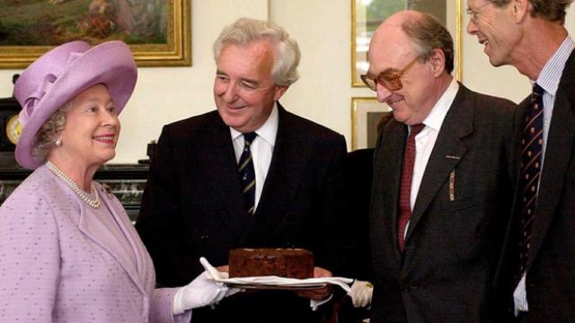 Bánh chocolate là món bánh nữ hoàng Elizabeth yêu thích đến mức không thể sống thiếu.
