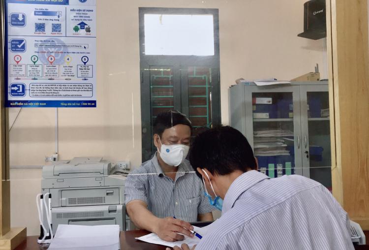 Nhờ nền tảng công nghệ thông tin sẵn có, thời gian triển khai chính sách hỗ trợ cho NLĐ và người SDLĐ của ngành BHXH Việt Nam đã được rút ngắn từ 5-10 ngày so với quy định tại Quyết định số 28