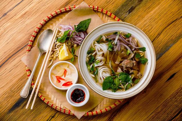 Phở - đại sứ ẩm thực Việt Nam vang danh thế giới.