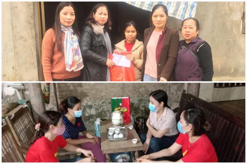 5 năm qua, các cấp Hội LHPN huyện Thanh Oai đã giúp đỡ nhiều hoàn cảnh khó khăn vươn lên trong cuộc sống