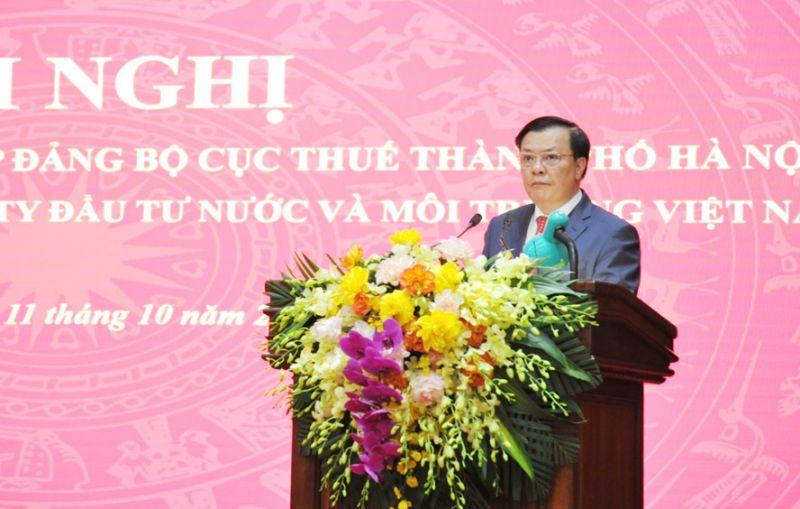 Bí thư Thành ủy nhấn mạnh tại Hội nghị