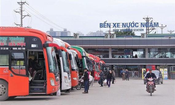 Bộ GTVT quyết định thí điểm khôi phục xe khách liên tỉnh từ ngày 13 đến 20/10.
