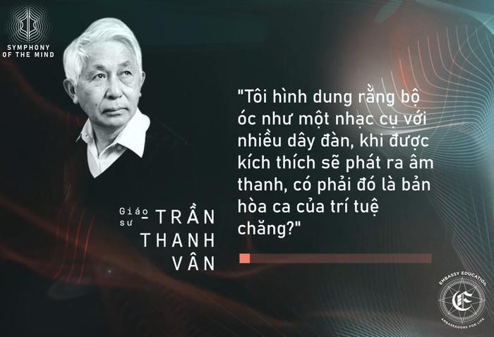 Giáo sư Trần Thanh Vân - Chủ tịch Hội Khoa học Gặp gỡ Việt Nam lan tỏa cảm hứng giáo dục sáng tạo cho phụ huynh