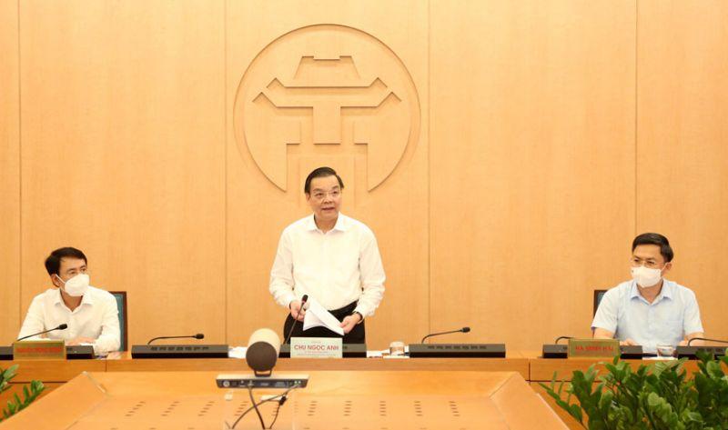 Chủ tịch UBND TP nhấn mạnh tại Hội nghị