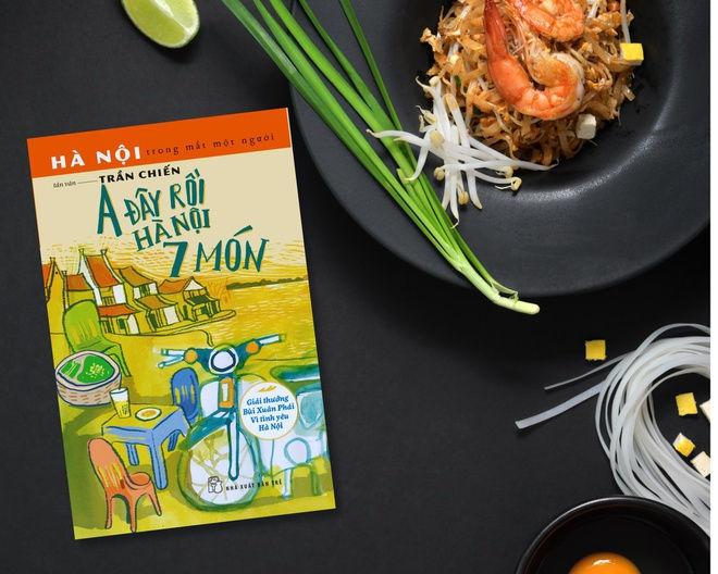 Nhiều tác phẩm viết về ẩm thực Hà Nội được ra mắt độc giả Ảnh: Int